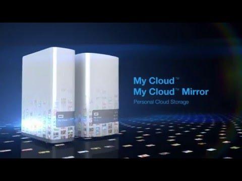 wd my cloud mirror ssh-keygen