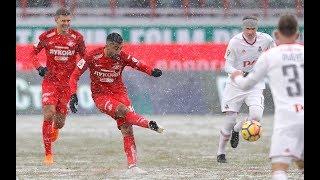 «Локомотив» — «Спартак». Как это было.