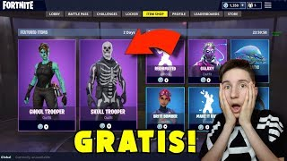 "HOW TO RECEIVE SKIN/FREE ACCOUNT ON FORTNITE! ""NO CLICKBAIT"" [CONTEST]"