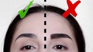 TUTORIAL: Cum să îți conturezi sprancenele pas cu pas | part.1