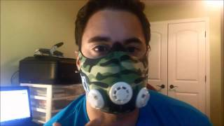 Does The Elevation Training Mask 2.0 Work?|Review|Worth the money?