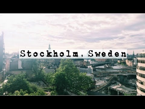 TRAVEL WITH ME | STOCKHOLM, SWEDEN