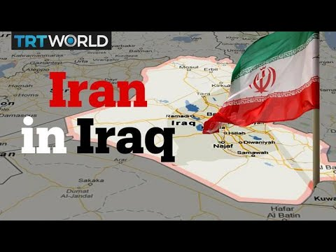 Iran in Iraq: radius of Influence