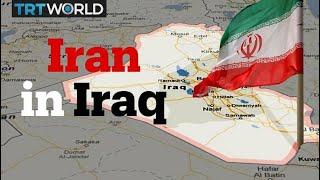 Iran in Iraq: radius of Influence