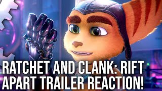Ratchet and Clank: Rift Apart State of Play Reaction and Analysis