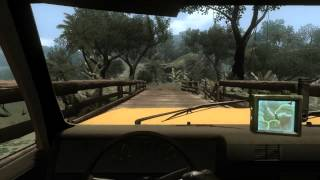 Linux Gaming: Far Cry 2 Gameplay