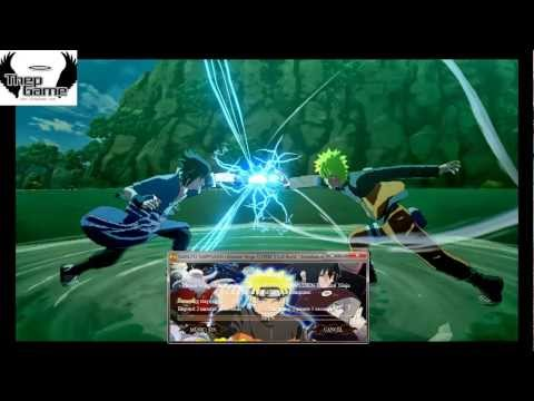 การติดตั้ง Naruto Shippuden Ultimate Ninja Storm 3 BY ThepGame.com