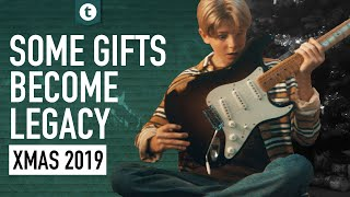 Some gifts become legacy | Thomann Christmas Ad | 2019