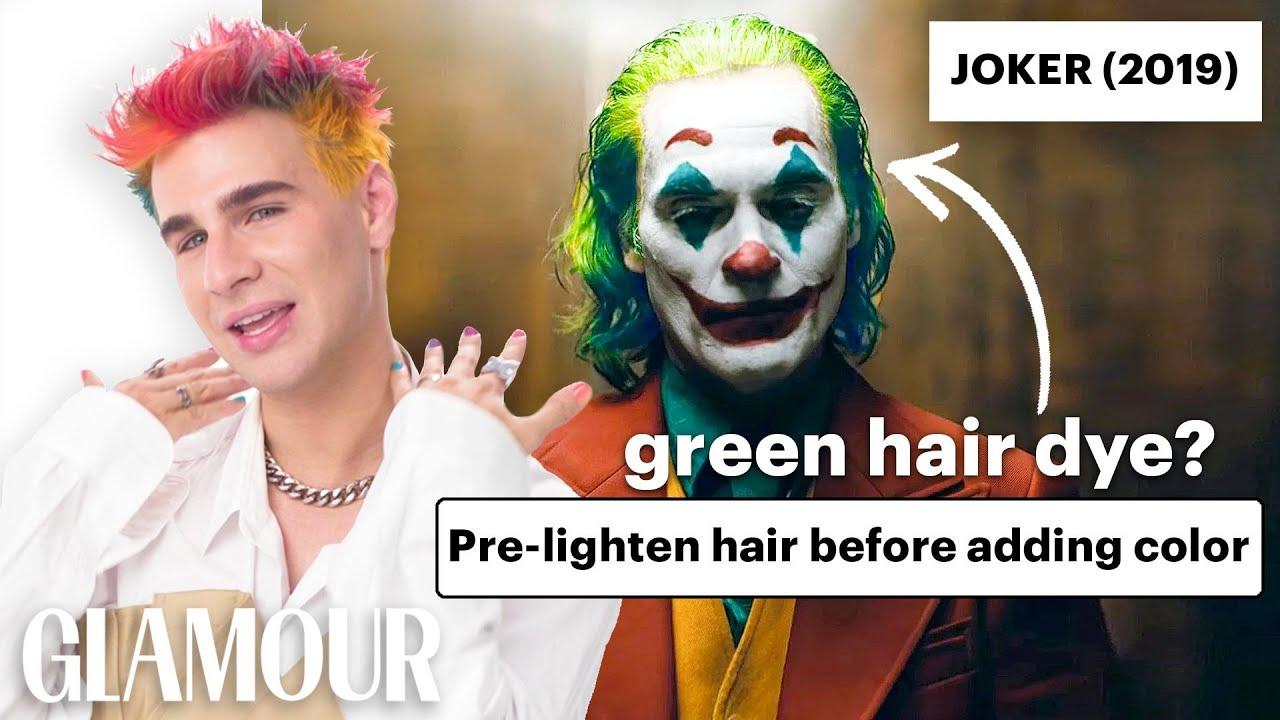 Brad Mondo Fact Checks DIY Hairstyles From Movies & TV | Glamour