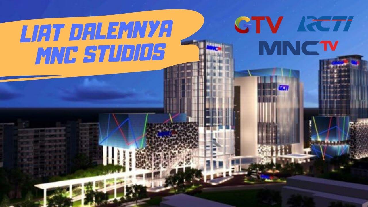 Mnc Studios Mewahnya Kantor Baru Rcti Gtv Mnctv Youtube