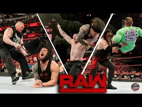 WWE Raw 19 March 2018 Highlights HD | WWE Raw 03/19/2018 Full Highlights HD thumbnail