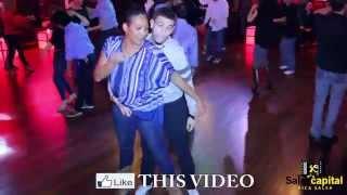Salsa Social Farrah Benoit & Eddie Torres Jr @ La Clave Salsa Social