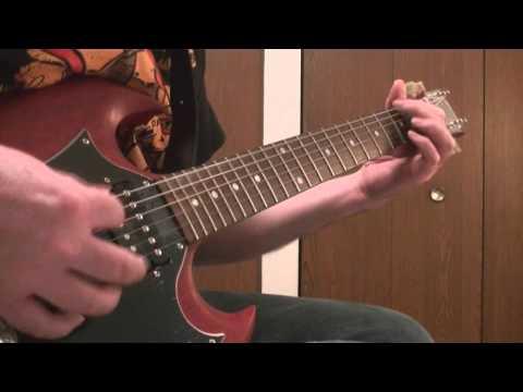 kiss-calling-dr.-love-rhythm-guitar