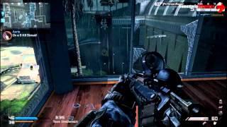 Call of Duty Ghosts Multiplayer Gameplay PC/HD 7750 (Comentariu In Romana)