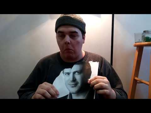 I Eat a Picture of Jason Segel Everyday Until He Eats A Picture of Me. Day 1