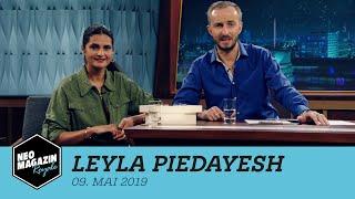 Leyla Piedayesh zu Gast im Neo Magazin Royale mit Jan Böhmermann -  ZDFneo