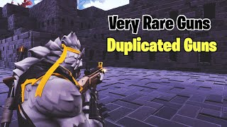 These Insanely Rare Guns Got Duped With The Duplication Glitch In Fortnite Save The World
