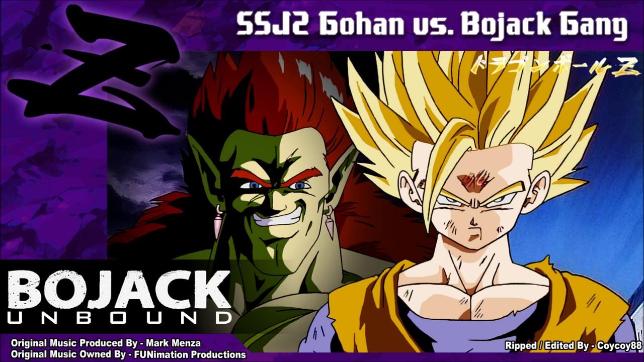 SSJ2 Gohan Vs. Bojack Gang - [Menza Music] - YouTube Gohan Ssj2 Vs Bojack