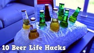10 Beer Life Hacks