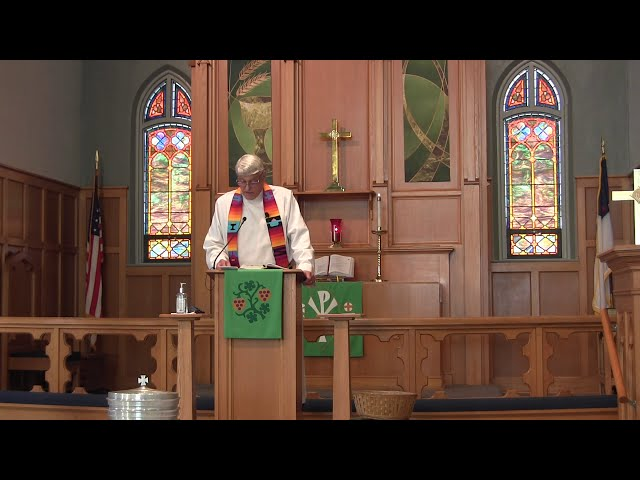 Zion Sunday Service  October 18th, 2020
