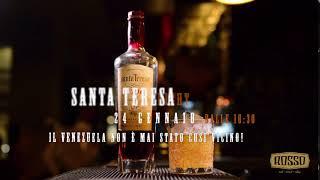 Cocktail List - Santa Teresa - (gif)