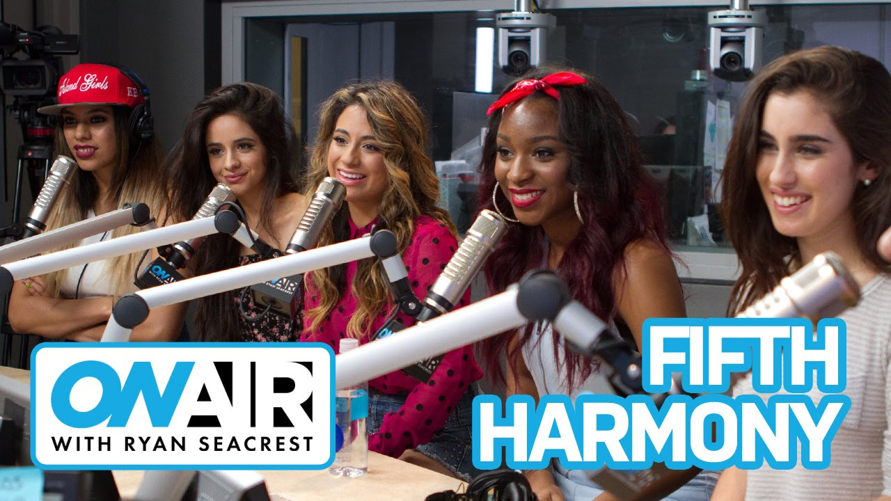 Fifth Harmony Bo Live On Air With Ryan Seacrest Youtube Luxcrime X Rachel Goddard The Ash