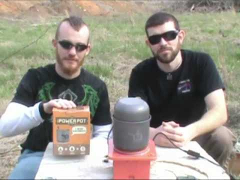 THE POWER POT: THERMOELECTRIC GENERATOR REVIEW