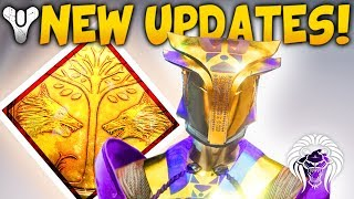 Destiny 2: NEW EASTER EGG & SPECIAL LOOT! Overwatch Reaper, Engram Changes & RoI DLC