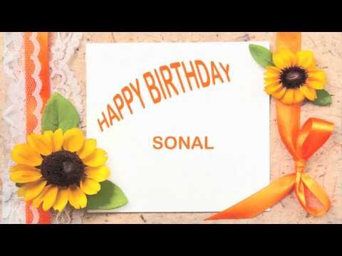 Cake Images Sonal : SONAL BDAY - YouTube