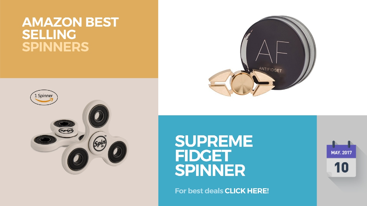 Fidget Spinner Amazon Best Seller