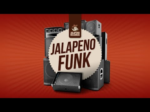 Jalapeno Funk Vol. 6 - Mixed by The Allergies