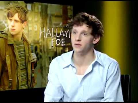 Jamie Bell talks Hallam Foe   Empire Magazine