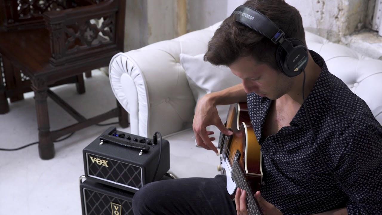 VOX MINI SUPERBEETLE BASS - 50 Watt Bass-Stack für's Wohnzimmer