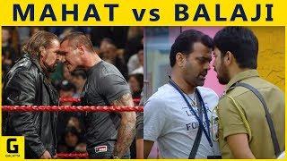 WWE-ஐ மிஞ்சிய Bigg Boss 2   Kamal   Bhalajie   Mahat   Mumtaz   Yashika Anand   Aishwarya Dutta