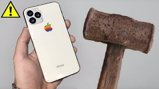 iPHONE 11 Pro vs МОЛОТ 11 Pro !