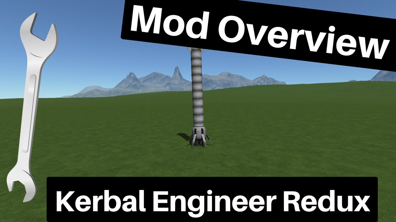 KSP Mod Overview: Kerbal Engineer Redux