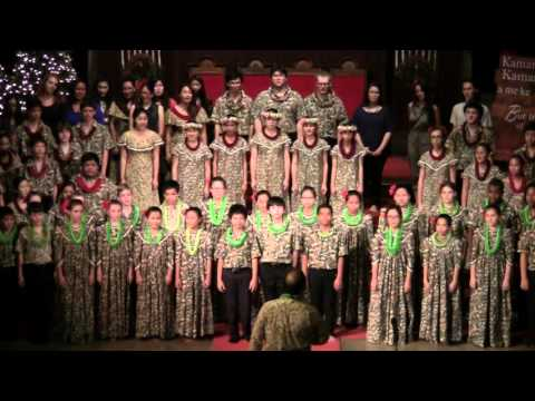 HYOC 54th Annual Holiday Concert- Honolulu City Lights & Let There Be Peace on Earth