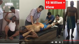 Back pain and Slip disc pain relief in 10 minuets by Dr Yogesh Sharma , Sikar, RAJASTHAN 9414038357