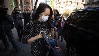 Huawei CFO pleads not guilty