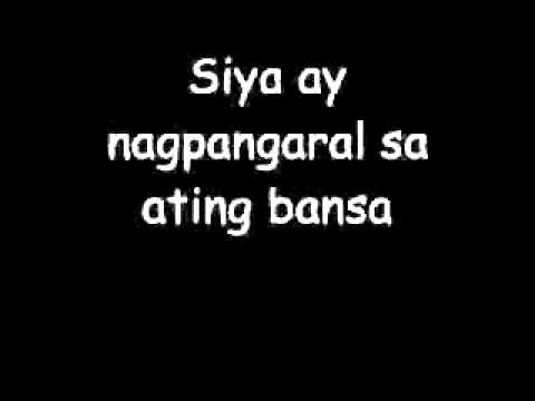 Ako'y Isang Pinoy edited