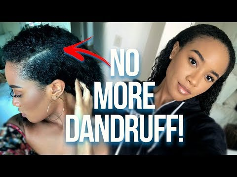 Relieve Itchy, Dry Scalp For Hair Growth   Fast + Effective