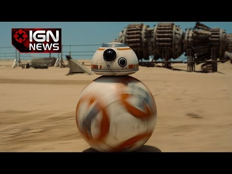 Star Wars' BB-8 Is a Prop, Not CGI - IGN News