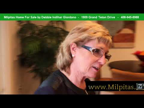Milpitas Home For Sale 1909 Grand Teton Drive