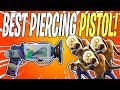 Highest Damage Piercing Pistol In STW! Hot Mix Boombox Weapon Review | Fortnite Save The World