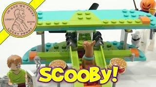 Lego Scooby-Doo Mystery Plane Adventure