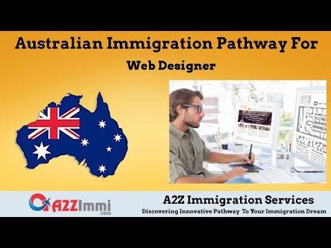Web Designer   2020   PR / Immigration Requirements For Australia