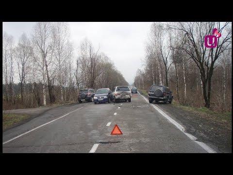 Дорожные происшествия в Междуреченске. Дайджест