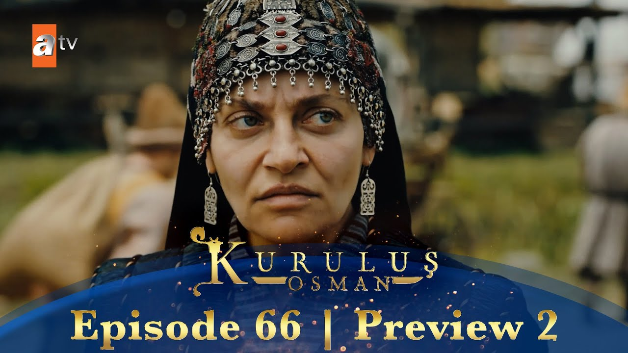 Kurulus Osman Urdu   Episode 66 Preview 2