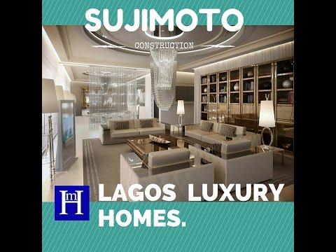 Super Luxury properties in Nigeria by Sujimoto