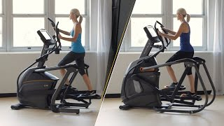 Matrix Fitness Ascents and Ellipticals: Bring it Home